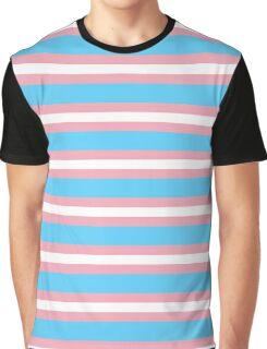 Trans  Colors Graphic T-Shirt