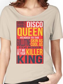Panic At The Disco Women's Relaxed Fit T-Shirt
