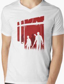 Last people Mens V-Neck T-Shirt