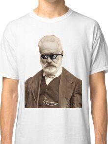 Thug Victor Hugo Classic T-Shirt