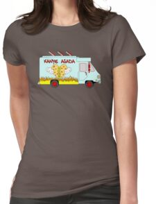 Food Truck Womens Fitted T-Shirt