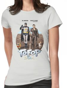 TOFOP ReLAx (t-shirt) Womens Fitted T-Shirt