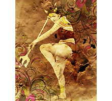 Winsome Woman Photographic Print