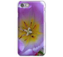 Tulip Macro iPhone Case/Skin