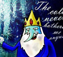 Sassy Ice King by tunderstrom