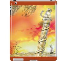 The Observer iPad Case/Skin