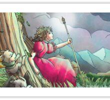 Princess Lucinda Sticker