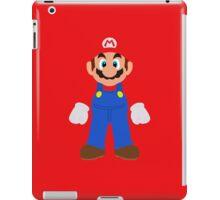 Mario - Super Mario Bros iPhone / iPad case iPad Case/Skin