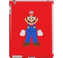 Mario - Super Mario Bros iPhone / iPad case iPad Case/Skin