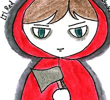 Once Upon a Crime - Li'l Red by IntrepidCollect