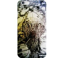 The Ood be with you. iPhone Case/Skin