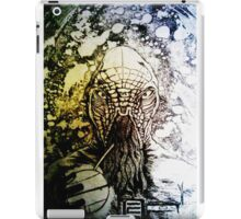 The Ood be with you. iPad Case/Skin
