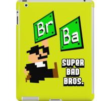 Breaking Mario iPad Case/Skin
