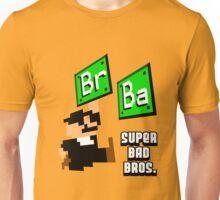 Breaking Mario Unisex T-Shirt