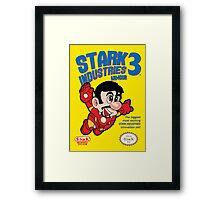 Stark Bros 3 Framed Print