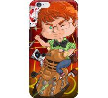 Chibi myself iPhone Case/Skin