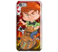 Chibi myself iPhone Case/Skin
