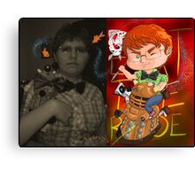Chibi myself Canvas Print