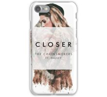 Closer (The Chainsmokers) iPhone Case/Skin
