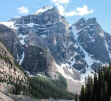 Moraine Lake Sticker