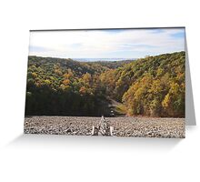 Color Gorge Greeting Card