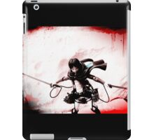 """I'll kill every last one of them and break free of these walls"" iPad Case/Skin"