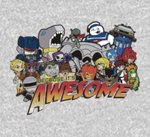 Because it's Awesome! Kids Clothes
