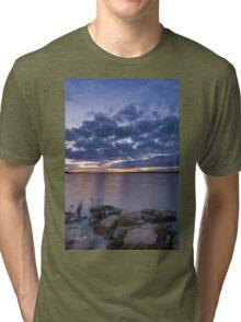 Tranquil Senset Tri-blend T-Shirt