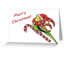 Christmas Keet Greeting Card