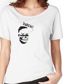 DedSec graffiti art Women's Relaxed Fit T-Shirt