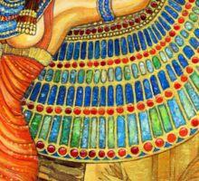 The Goddess Isis Sticker