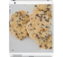 Delightful Chocolate Chip Cookies iPad Case/Skin
