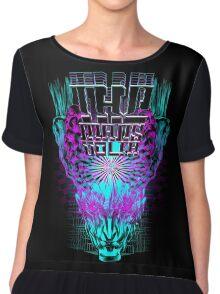 The Mars Volta Chiffon Top