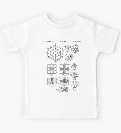puzzle Patent 1983 Kids Tee