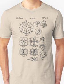 puzzle Patent 1983 T-Shirt