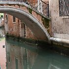 Venice Canal by Marylou Badeaux