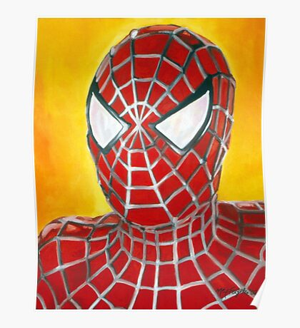 Ultimate Spiderman! Poster