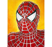 Ultimate Spiderman! Photographic Print