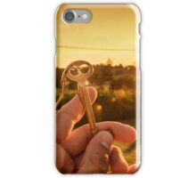 colors and the key to life and light iPhone Case/Skin