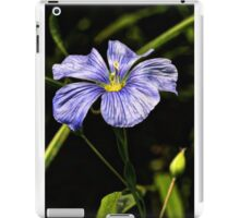 Purple Petals iPad Case/Skin