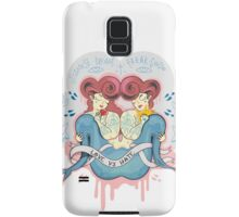 Siamese dream Samsung Galaxy Case/Skin
