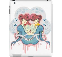 Siamese dream iPad Case/Skin