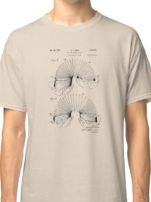 Patent for Slinky  Classic T-Shirt