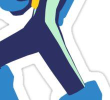 Megaman.exe Minimalism Sticker