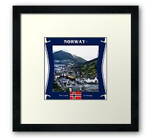 Norway - The Land of Vikings Framed Print