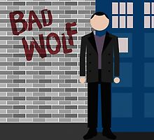 The Fantastic Ninth Doctor by nzahlut