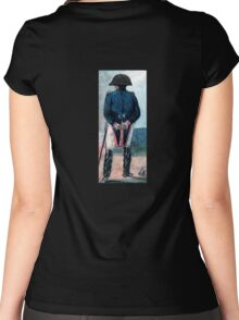 Napolean Bonapart by Louis de Montjoie Women's Fitted Scoop T-Shirt