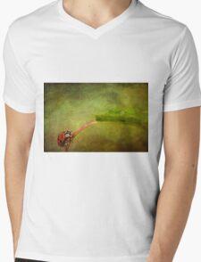 Looking for dinner Mens V-Neck T-Shirt