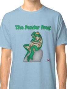 The Ponder Frog Classic T-Shirt