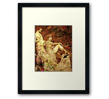 Winsome Women Framed Print
